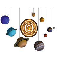 Ravensburger 3D Planetárna sústava 522 dielikov 2
