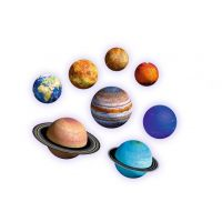 Ravensburger 3D Planetárna sústava 522 dielikov 3