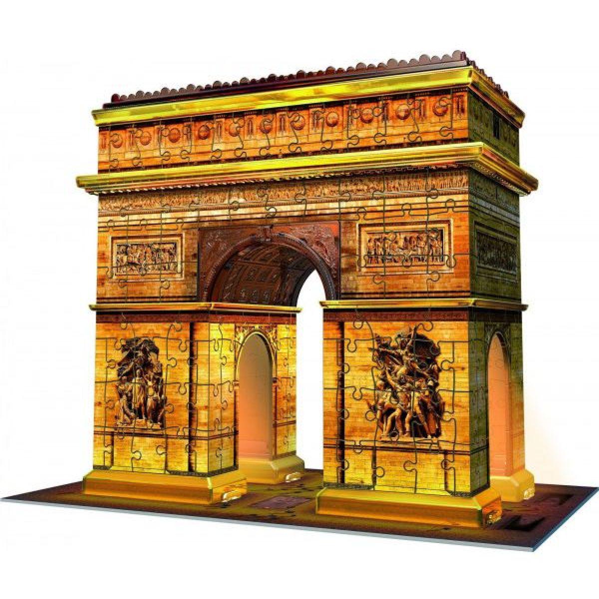Ravensburger 3D puzzle Víťazný oblúk LED
