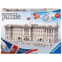 Ravensburger 3D puzzle Buckinghamský palác 216 dielikov