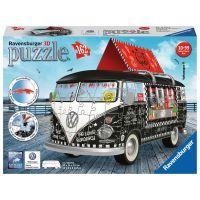 Ravensburger 3D puzzle VW autobus motív 2 162 dielikov