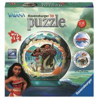 Ravensburger 3D Puzzle Disney Vaiana 72 dielikov