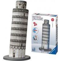 Ravensburger 3D Puzzle Šikmá veža v Pise 216 dílků