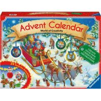 Ravensburger Adventní kalendář 2017