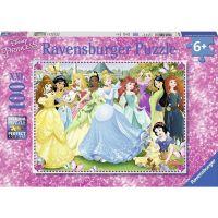 Ravensburger Disney Princezné Puzzle 100 dielikov