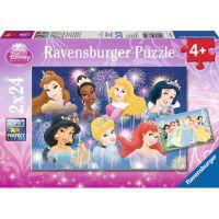 Ravensburger Disney Princezny 2x24 dílků