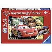 Ravensburger Cars nové dobrodružstvo 2x24p