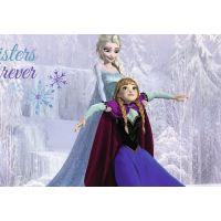 RAVENSBURGER Ledové království: Sestry navždy 2v1 2x24 dílků 2