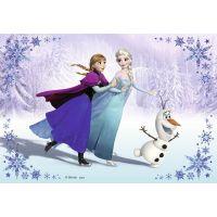 RAVENSBURGER Ledové království: Sestry navždy 2v1 2x24 dílků 3