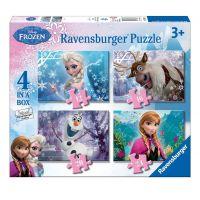 Ravensburger Disney Ledové království 4 in a Box