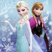 Ravensburger Disney Ľadové kráľovstvo dobrodružstvo na snehu  3 x 49 dielikov 3