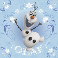 Ravensburger Disney Ľadové kráľovstvo Elsa, Anna, Olaf 3 x 49 dielikov 4