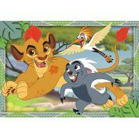 Ravensburger Disney Lion Guard 2 x 12 dílků 2