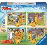 Ravensburger Disney Lion Guard 4x v boxu