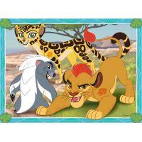Ravensburger Disney Lion Guard 4x v boxu 4