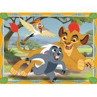 Ravensburger Disney Lion Guard 4x v boxu 5