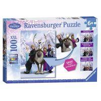 Ravensburger Ledové království 100 XXL dílků