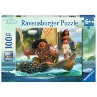 Ravensburger Disney Puzzle XXL Vaiana a Maui 100 dielikov