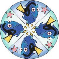 Ravensburger Hledá se Dory Mini Mandala Designer 3