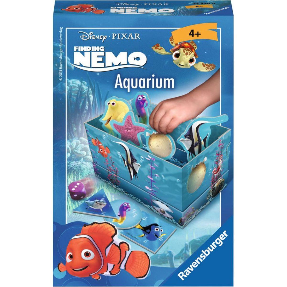 Ravensburger Hľadá sa Nemo: Akvárium