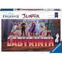 Ravensburger hry 204991 Labyrinth Junior Disney Ľadové kráľovstvo 2