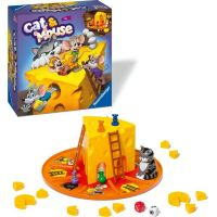 Ravensburger hry Cat & Mouse