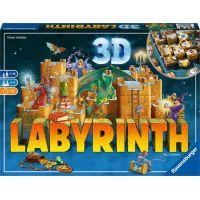 Ravensburger hry 262793 Labyrinth 3D