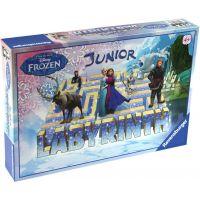 Ravensburger Labyrinth: Ledové království Junior