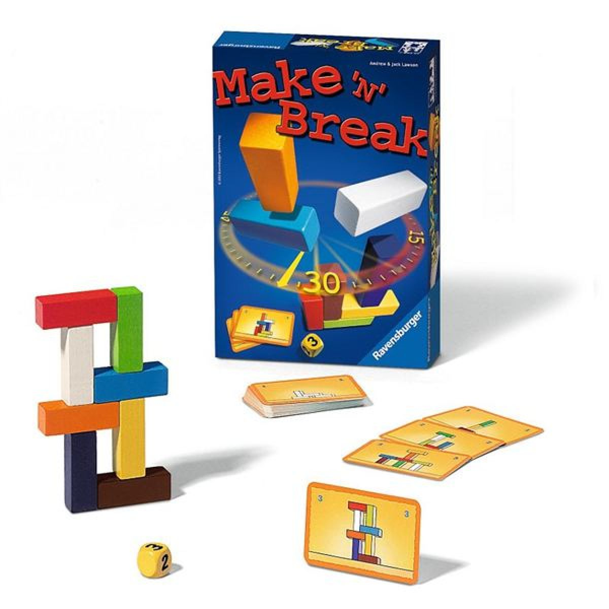 Ravensburger Make and Break: Compact