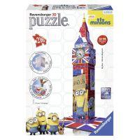 Ravensburger 3D puzzle Big Ben Mimoni 216 dielikov
