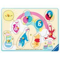 Ravensburger Puzzle 036851 Disney Winnies a kamarádi 8 dílků