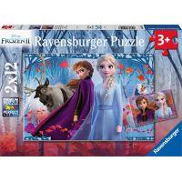 Ravensburger puzzle 050093 Disney Ledové království 2 2x12 dílků