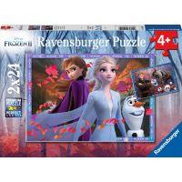 Ravensburger puzzle 050109 Disney Ledové království 2 2x24 dílků
