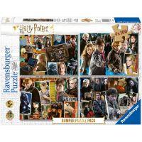 Ravensburger puzzle 068326 Harry Potter set 4x100 dielikov