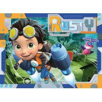 Ravensburger puzzle 069835 Rusty Rivets 4 v 1 2