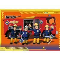 Ravensburger puzzle 078264 Požiarnik Sam Poďme hasiť 2x24 dielikov 2