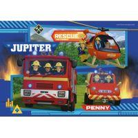 Ravensburger puzzle 078264 Požiarnik Sam Poďme hasiť 2x24 dielikov 3