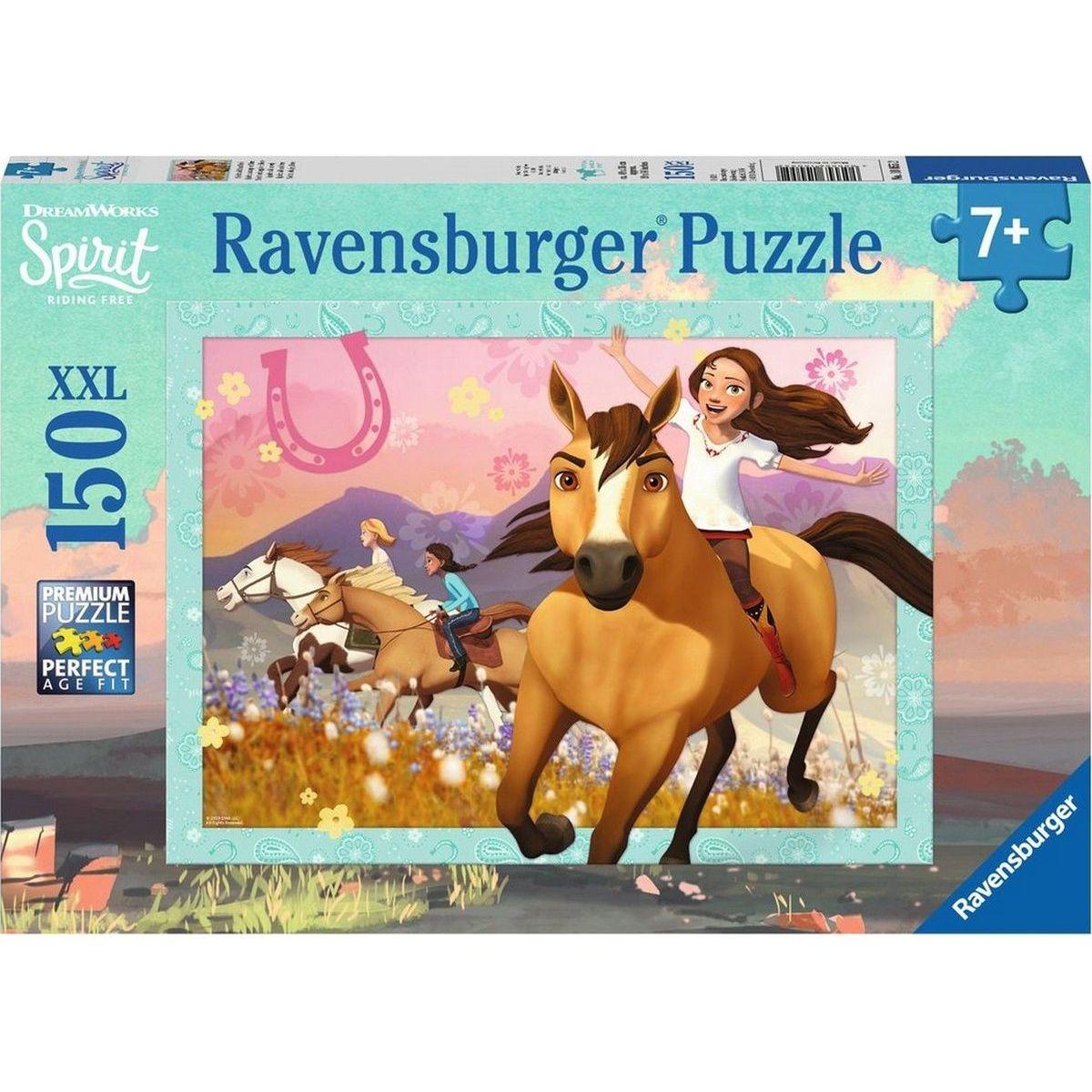 Ravensburger puzzle 100552 Spirit 150 dielikov