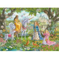 Ravensburger puzzle 104024 Párty princezien 100 XXL dielikov 2