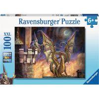 Ravensburger puzzle 104055 Dar ohně 100 XXL dílků