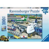 Ravensburger puzzle 107636 Letiště 100 XXL dílků