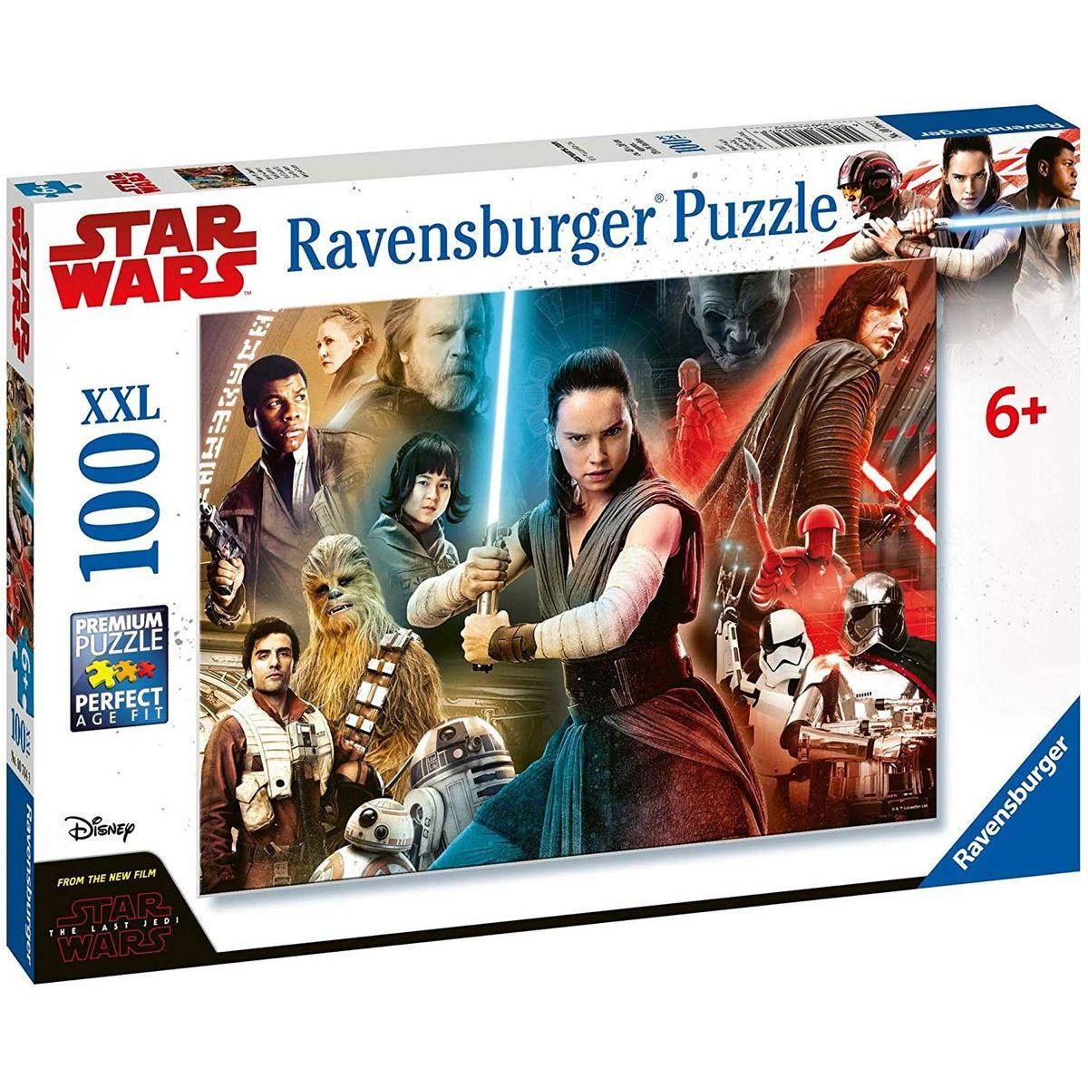 RAVENSBURGER Star Wars: Pociť sílu 100 dílků
