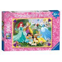 Ravensburger Puzzle 107759 Disney Princezné 100 XXL dielikov