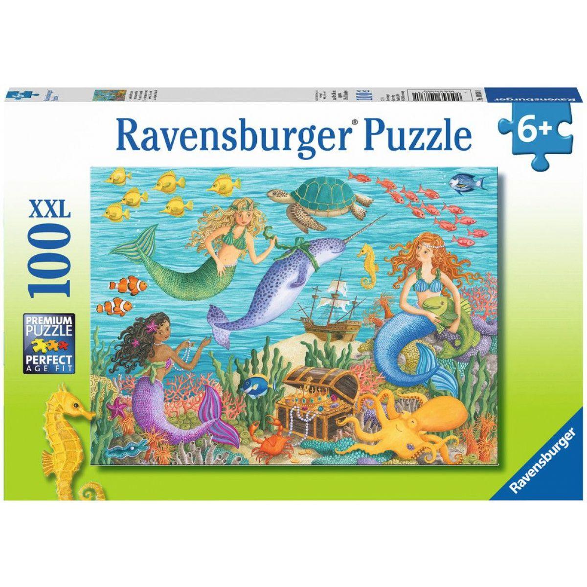 Ravensburger Puzzle 108381 Podmorský svet 100 XXL dielikov