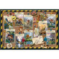 Ravensburger puzzle 108688 dinosaur kolekcie 100 XXL dielikov 2