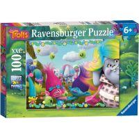 Ravensburger puzzle 109166 Trollové 100 XXL dílků