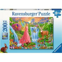 Ravensburger puzzle 126248 Pohádková kouzla 200 dílků