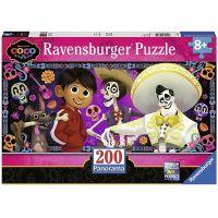 Ravensburger 127399 Disney Coco Vzpomeň si na mě 200 dílků