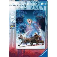 Ravensburger puzzle 128655 Disney Ľadové kráľovstvo 2 200 XXL dielikov
