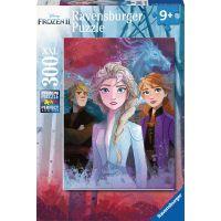 Ravensburger puzzle 128662 Disney Ľadové kráľovstvo 2 300 XXL dielikov